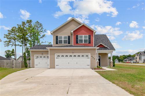 Photo of 907 Haystack Lane, Jacksonville, NC 28546 (MLS # 100267394)