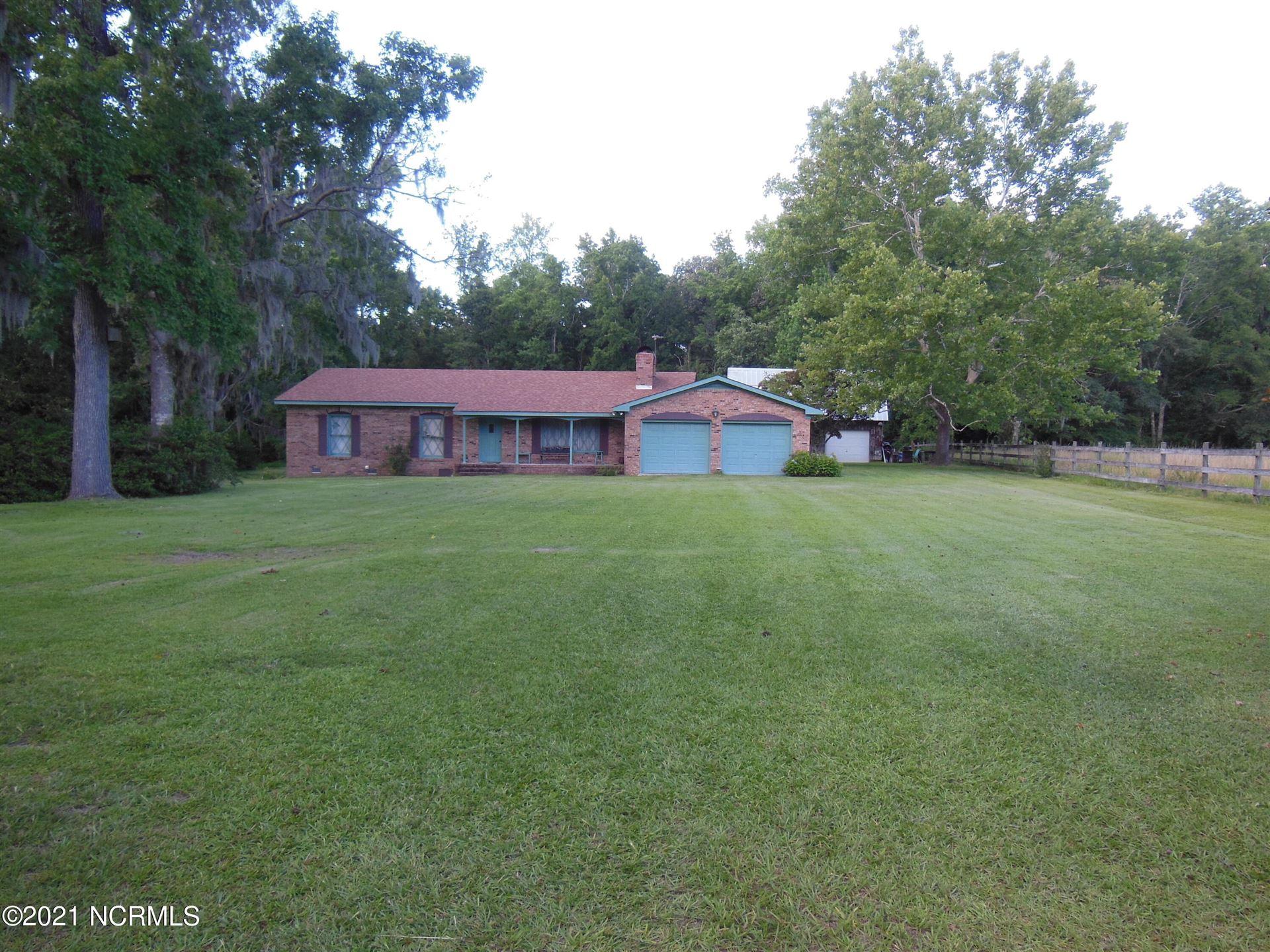 Photo for 1398 Old Mill Creek Road SE, Winnabow, NC 28479 (MLS # 100284394)
