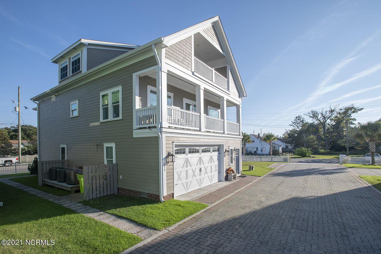Photo of 503 Turner Street, Beaufort, NC 28516 (MLS # 100295394)