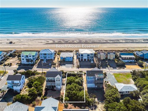 Photo of 120 S Anderson Boulevard, Topsail Beach, NC 28445 (MLS # 100258396)