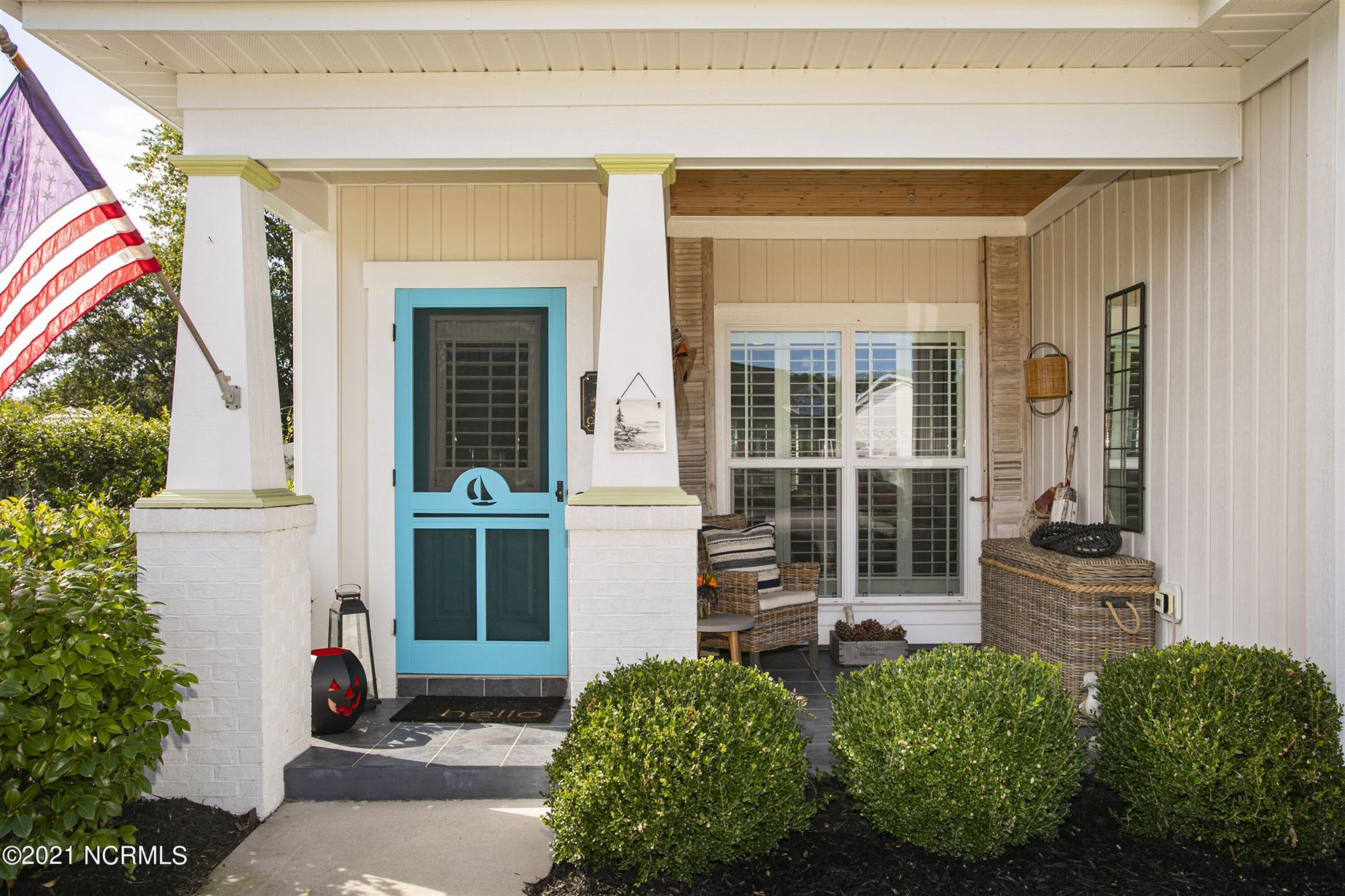 Photo of 2109 Maple Leaf Drive, Southport, NC 28461 (MLS # 100295396)