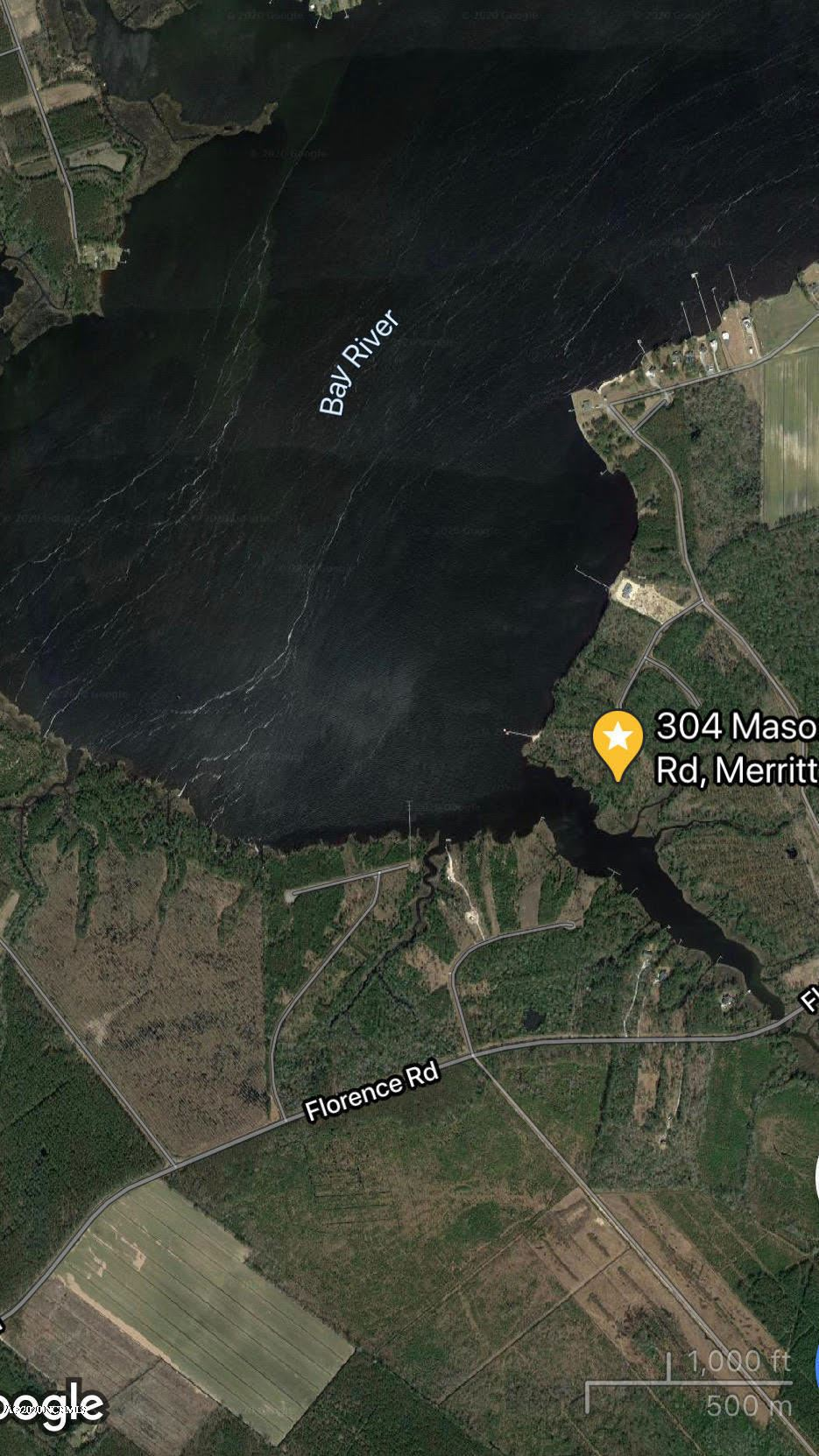 Photo of 304 Mason Bay Road, Merritt, NC 28556 (MLS # 100209397)