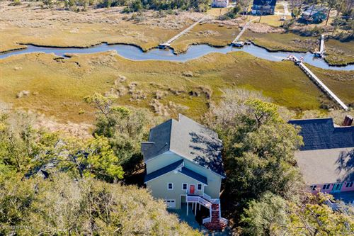 Photo of 7311 Archers Creek Drive, Emerald Isle, NC 28594 (MLS # 100176398)