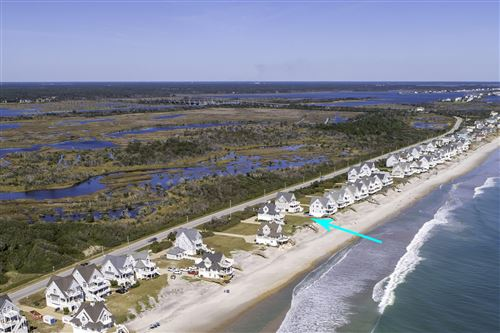 Photo of 4234-4236 Island Drive, North Topsail Beach, NC 28460 (MLS # 100188398)
