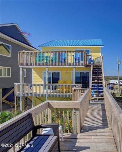 Photo of 342 Seashore Drive, North Topsail Beach, NC 28460 (MLS # 100259398)