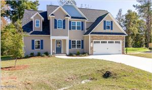 Photo of 202 Rowland Drive, Richlands, NC 28574 (MLS # 100160400)