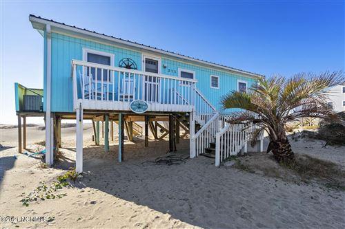 Photo of 315 E Beach Drive, Oak Island, NC 28465 (MLS # 100252400)