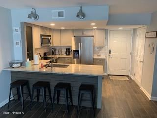 Photo of 2000 New River Inlet Road #Unit 1102, North Topsail Beach, NC 28460 (MLS # 100287401)