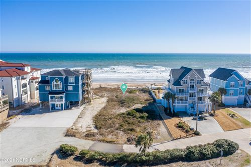 Photo of Lot 9 New River Inlet Road, North Topsail Beach, NC 28460 (MLS # 100256403)