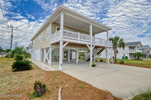Photo of 342 S Fort Fisher Boulevard, Kure Beach, NC 28449 (MLS # 100267404)