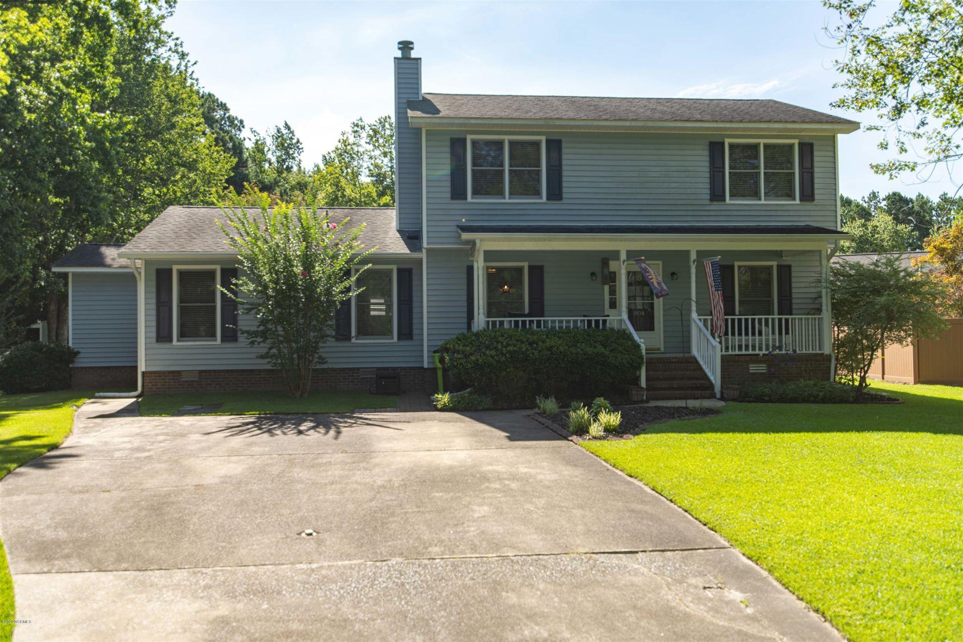 804 Deerfoot Circle, New Bern, NC 28562 - #: 100208404