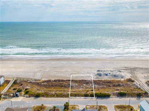 Photo of 1611 Ocean Boulevard, Topsail Beach, NC 28445 (MLS # 100258405)