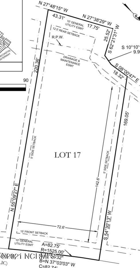 Photo of 325 Shoal Avenue, Hampstead, NC 28443 (MLS # 100285406)