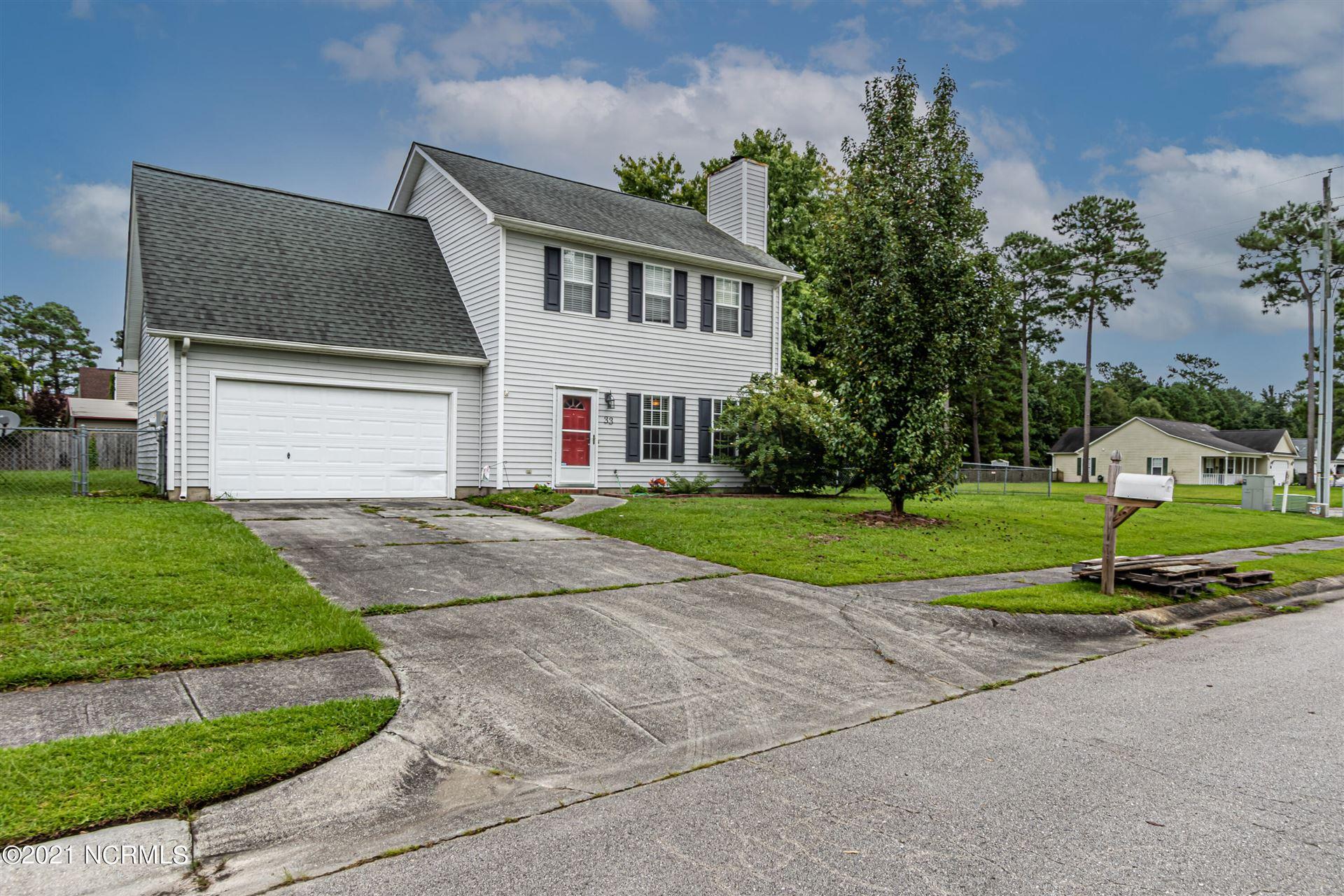 Photo of 33 Jasmine Lane, Jacksonville, NC 28546 (MLS # 100289406)