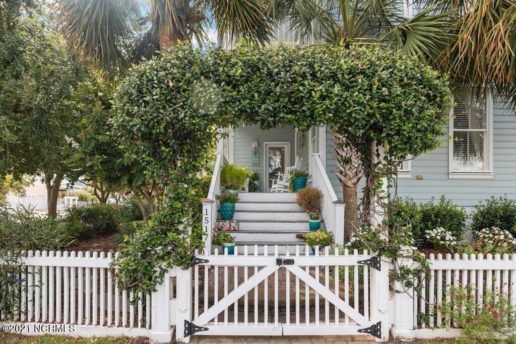 Photo of 1517 Island Marina Drive, Carolina Beach, NC 28428 (MLS # 100291406)