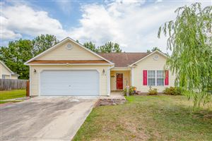 Photo of 110 Butternut Circle, Jacksonville, NC 28546 (MLS # 100166407)