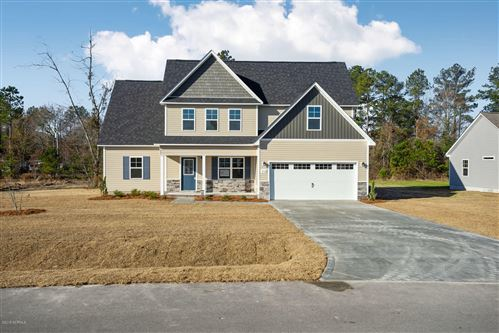 Photo of 216 Rowland Drive, Richlands, NC 28574 (MLS # 100175407)