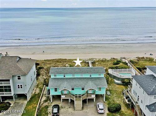 Photo of 5213 Ocean Drive #E & W, Emerald Isle, NC 28594 (MLS # 100273407)