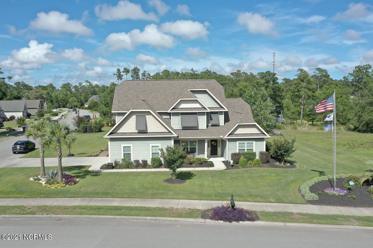 Photo of 4858 Sugarberry Drive, Shallotte, NC 28470 (MLS # 100279408)