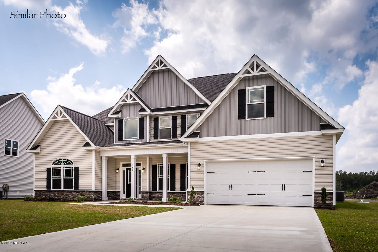 Photo of 000 Southwest Plantation Drive #Lot 101, Jacksonville, NC 28540 (MLS # 100242409)