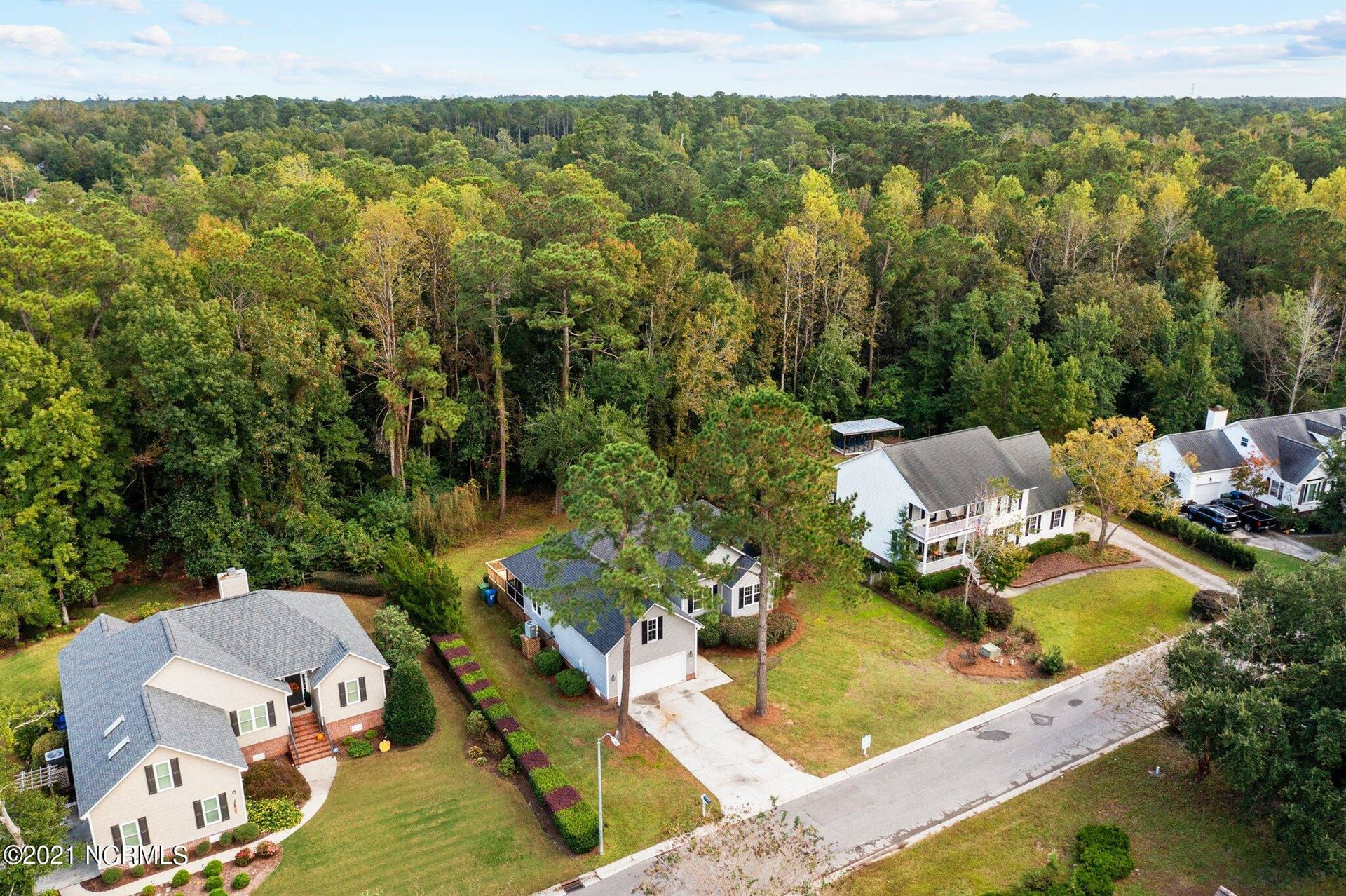 Photo of 5612 E Whisper Creek Lane, Wilmington, NC 28409 (MLS # 100296409)