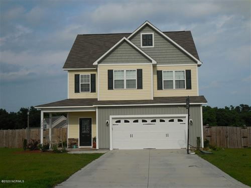 Photo of 122 Buckhaven Drive, Richlands, NC 28574 (MLS # 100201410)