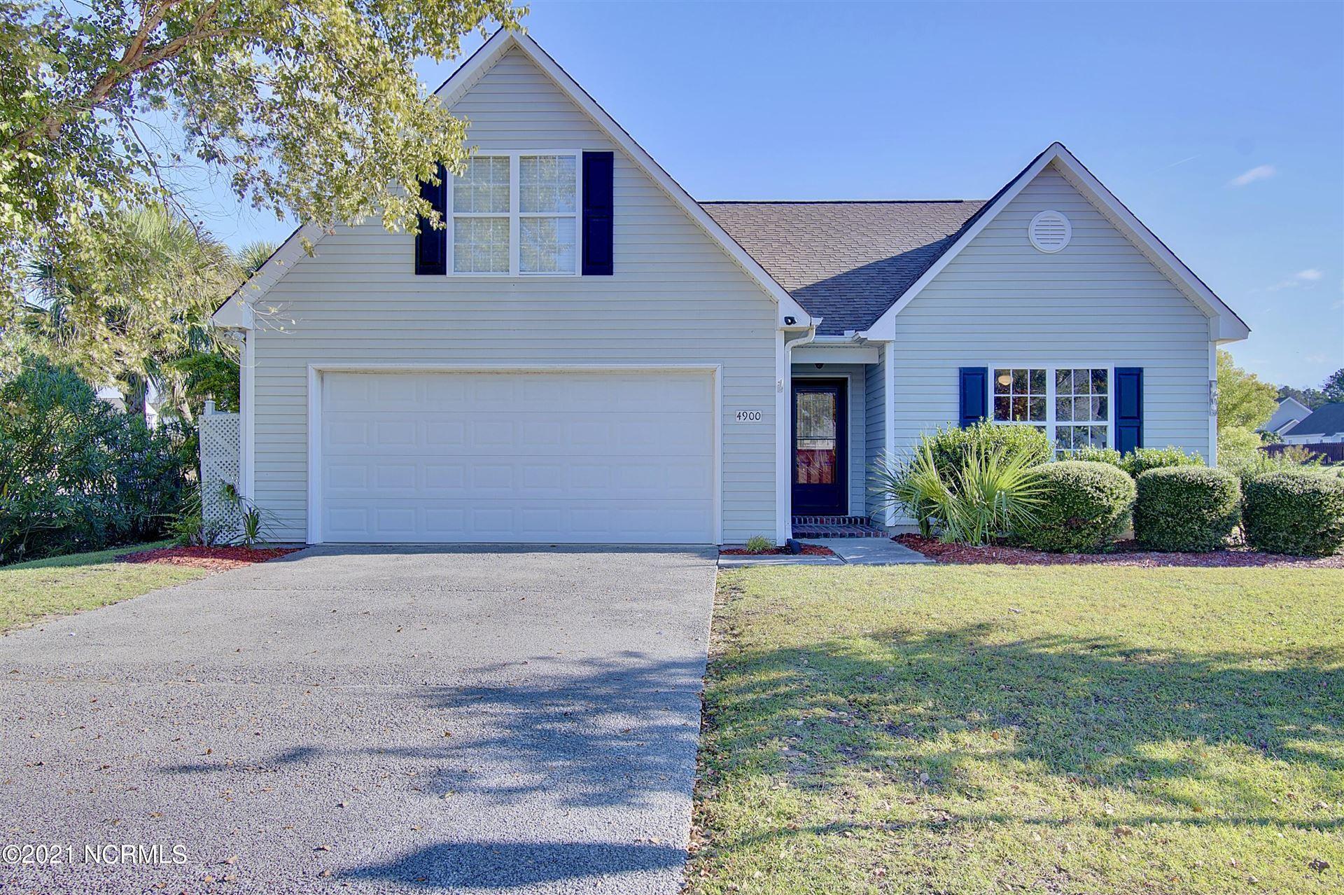 Photo of 4900 N Hampton Drive SE, Southport, NC 28461 (MLS # 100293410)