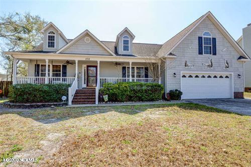 Photo of 232 Shellbank Drive, Sneads Ferry, NC 28460 (MLS # 100208411)