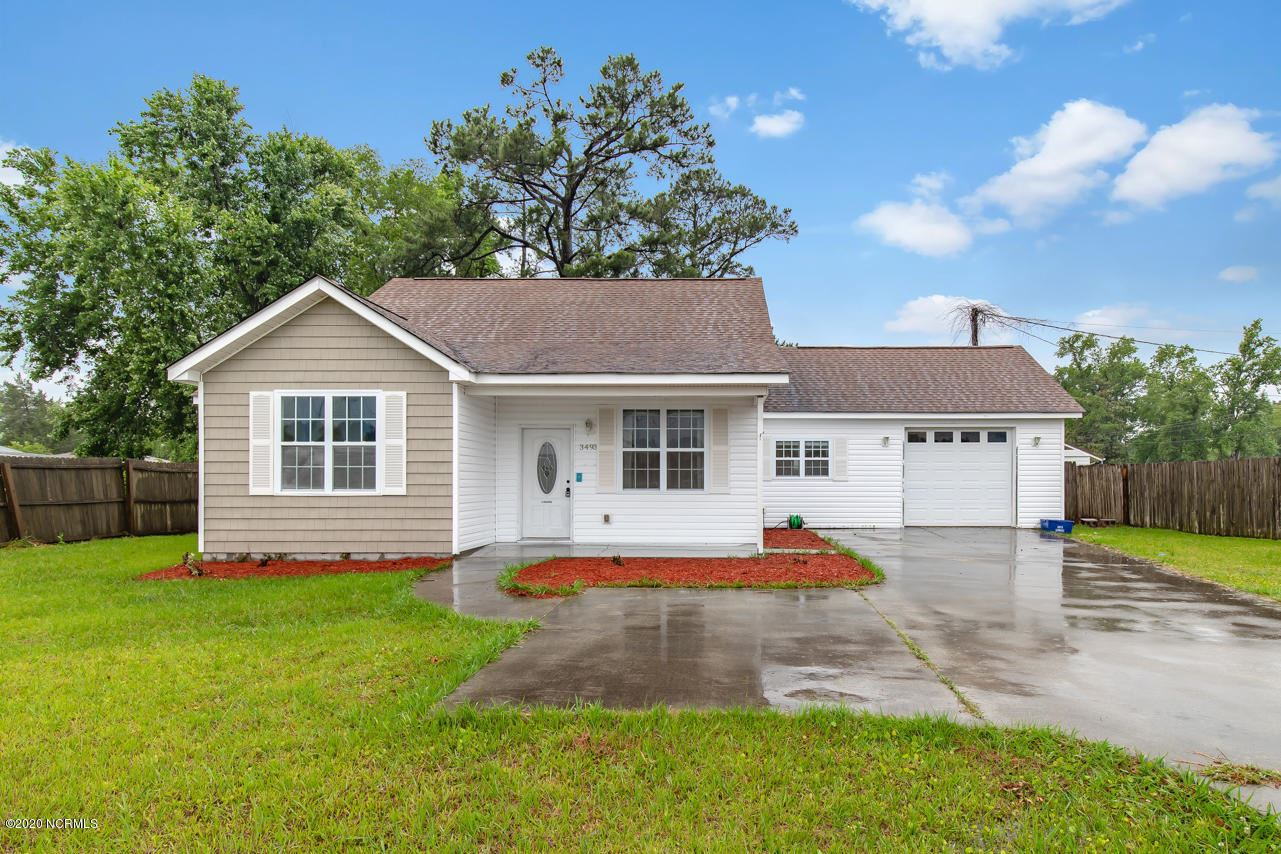 3493 Richlands Highway, Jacksonville, NC 28540 - #: 100199411