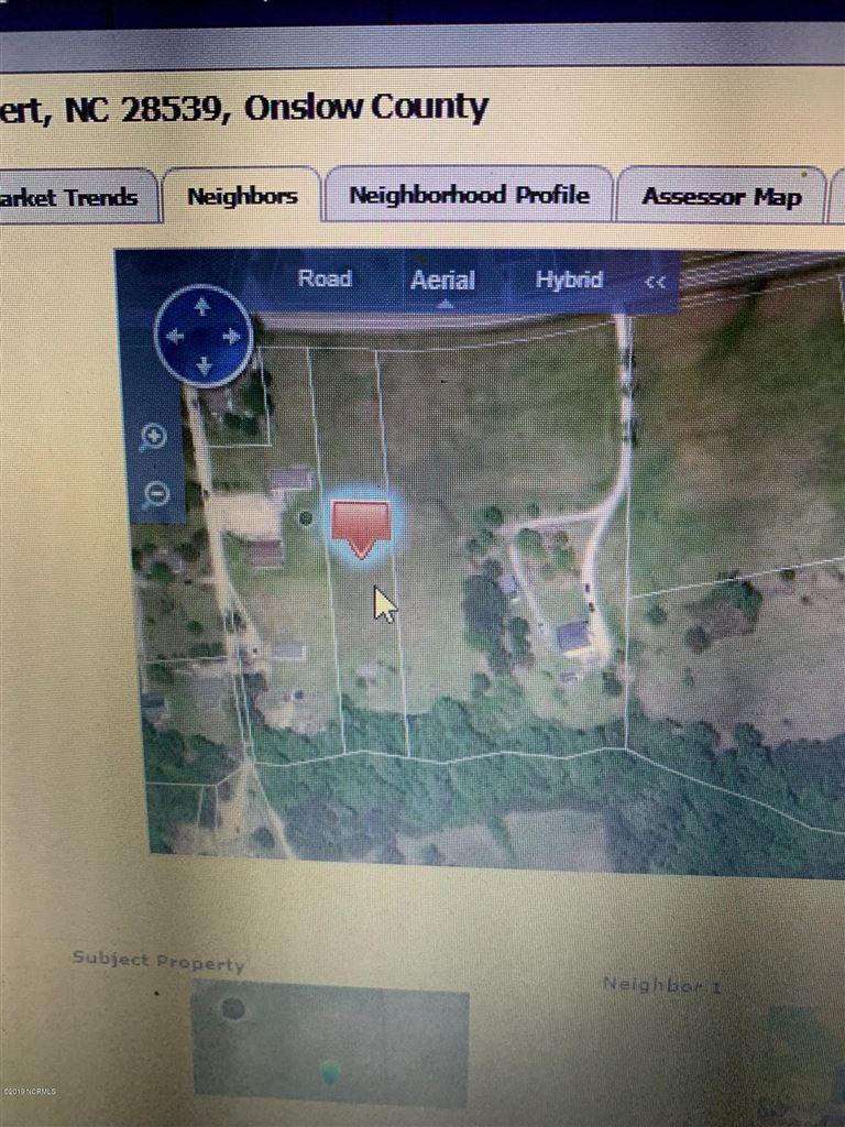 Photo of 000 Great Neck Landing Road, Hubert, NC 28539 (MLS # 100170412)