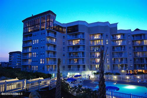 Photo of 2000 New River Inlet Road #Unit 3405, North Topsail Beach, NC 28460 (MLS # 100253413)