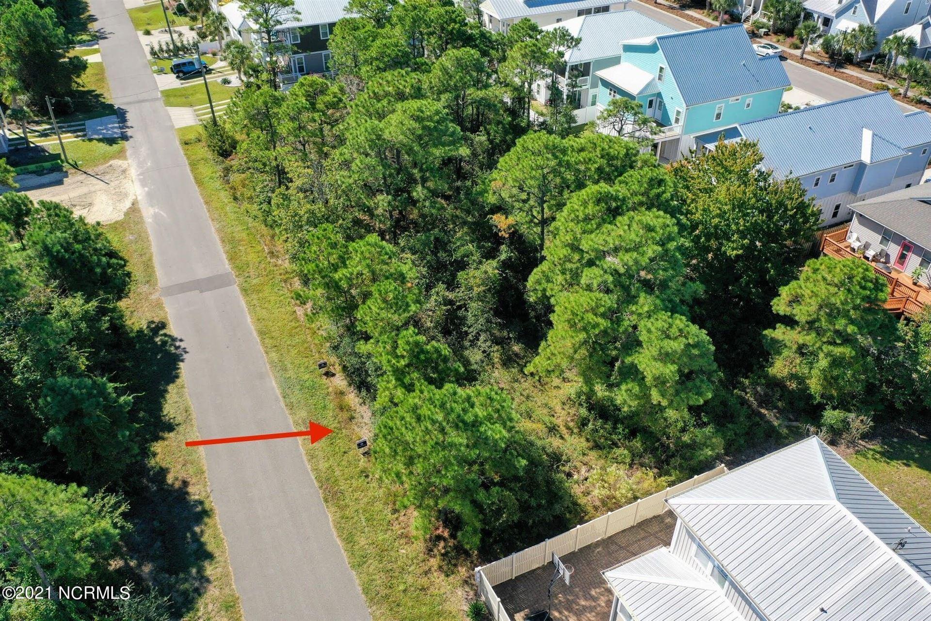 Photo of 1206 Mackerel Lane, Carolina Beach, NC 28428 (MLS # 100296413)