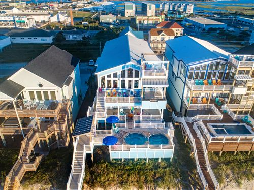 Photo of 122 N Shore Drive, Surf City, NC 28445 (MLS # 100191414)