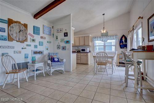 Tiny photo for 1413 Ocean Boulevard, Topsail Beach, NC 28445 (MLS # 100273414)