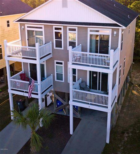 Photo of 1610 Searay Lane #1610-1, Carolina Beach, NC 28428 (MLS # 100199416)