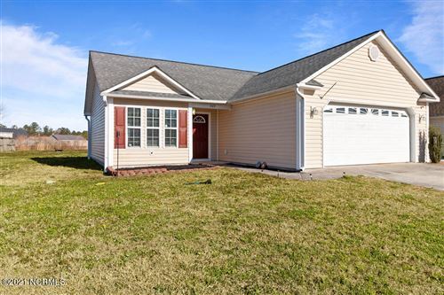 Photo of 207 Cherry Blossom Drive, Richlands, NC 28574 (MLS # 100258416)