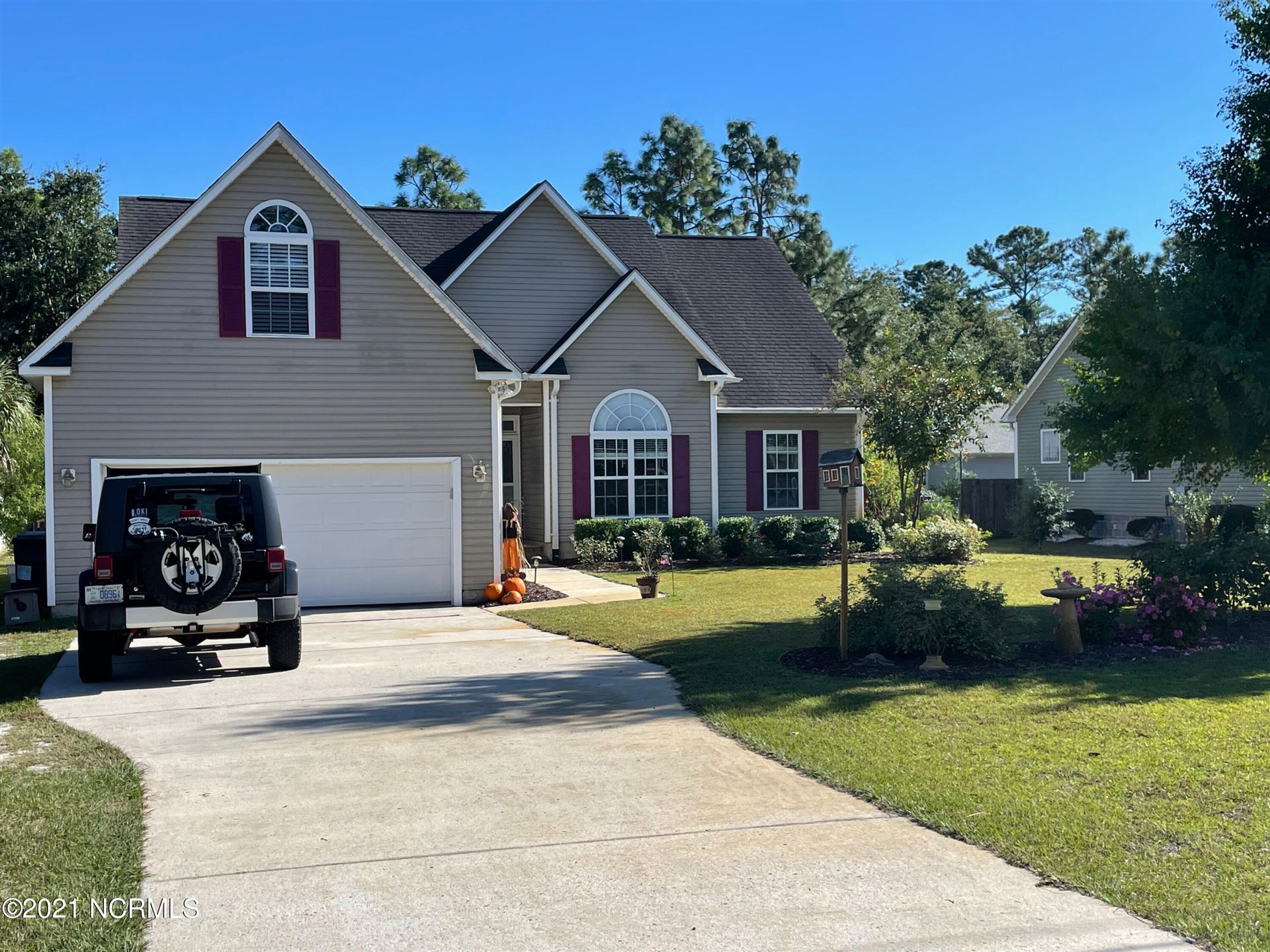 Photo of 1462 E Boiling Spring Road, Southport, NC 28461 (MLS # 100295416)