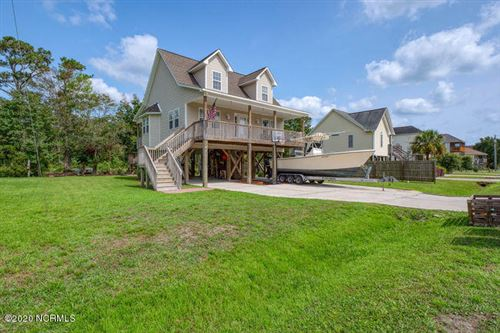 Photo of 807 Driftwood Drive, Surf City, NC 28445 (MLS # 100237417)