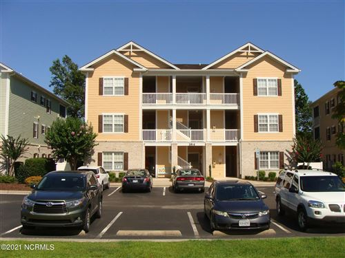 Photo of 184 Clubhouse Road #Apt 4, Sunset Beach, NC 28468 (MLS # 100282417)