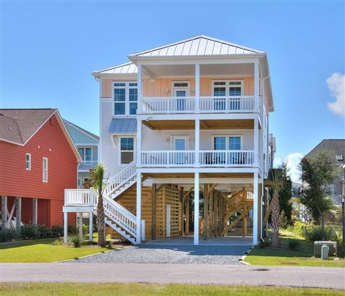 Photo of 119 Clippership Drive, Holden Beach, NC 28462 (MLS # 100099418)
