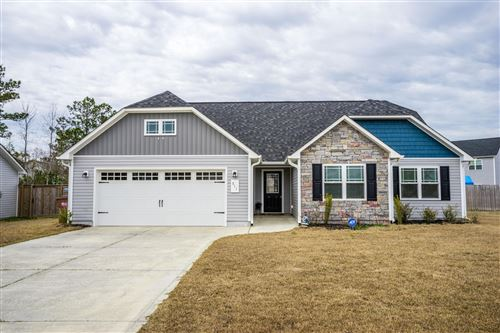Photo of 511 Deep Inlet Drive, Sneads Ferry, NC 28460 (MLS # 100209419)