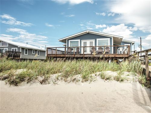Photo of 1407 Ocean Drive, Emerald Isle, NC 28594 (MLS # 100174420)