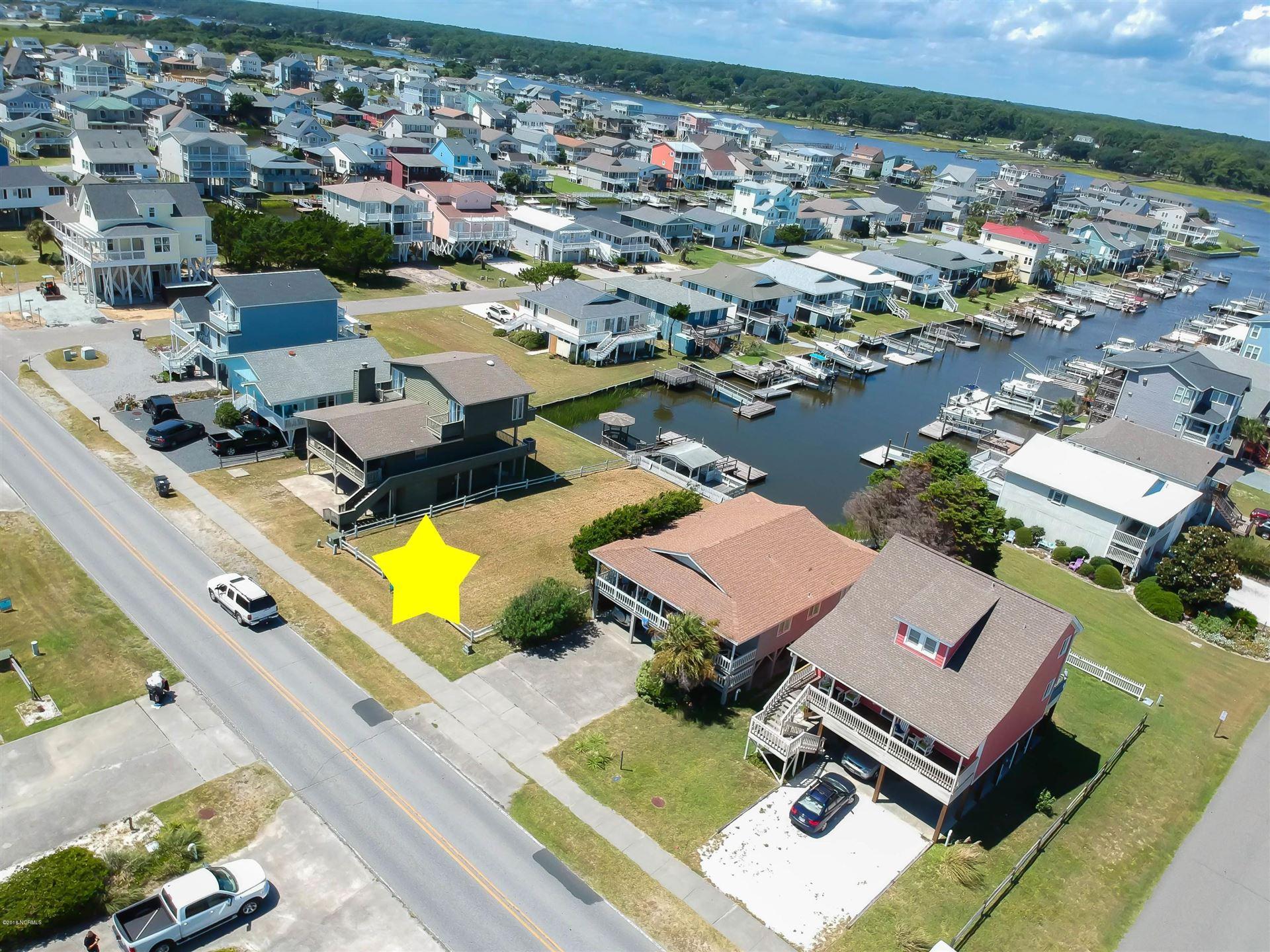Photo of 416 Ocean Boulevard W, Holden Beach, NC 28462 (MLS # 100280420)