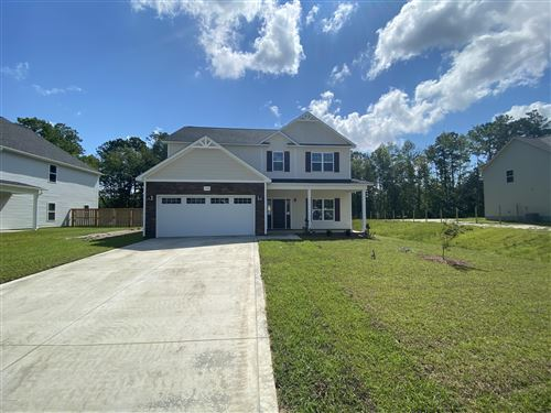 Photo of 704 Crystal Cove Court, Sneads Ferry, NC 28460 (MLS # 100207421)