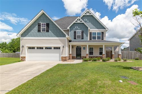 Photo of 106 Mittams Point Drive, Jacksonville, NC 28546 (MLS # 100225421)