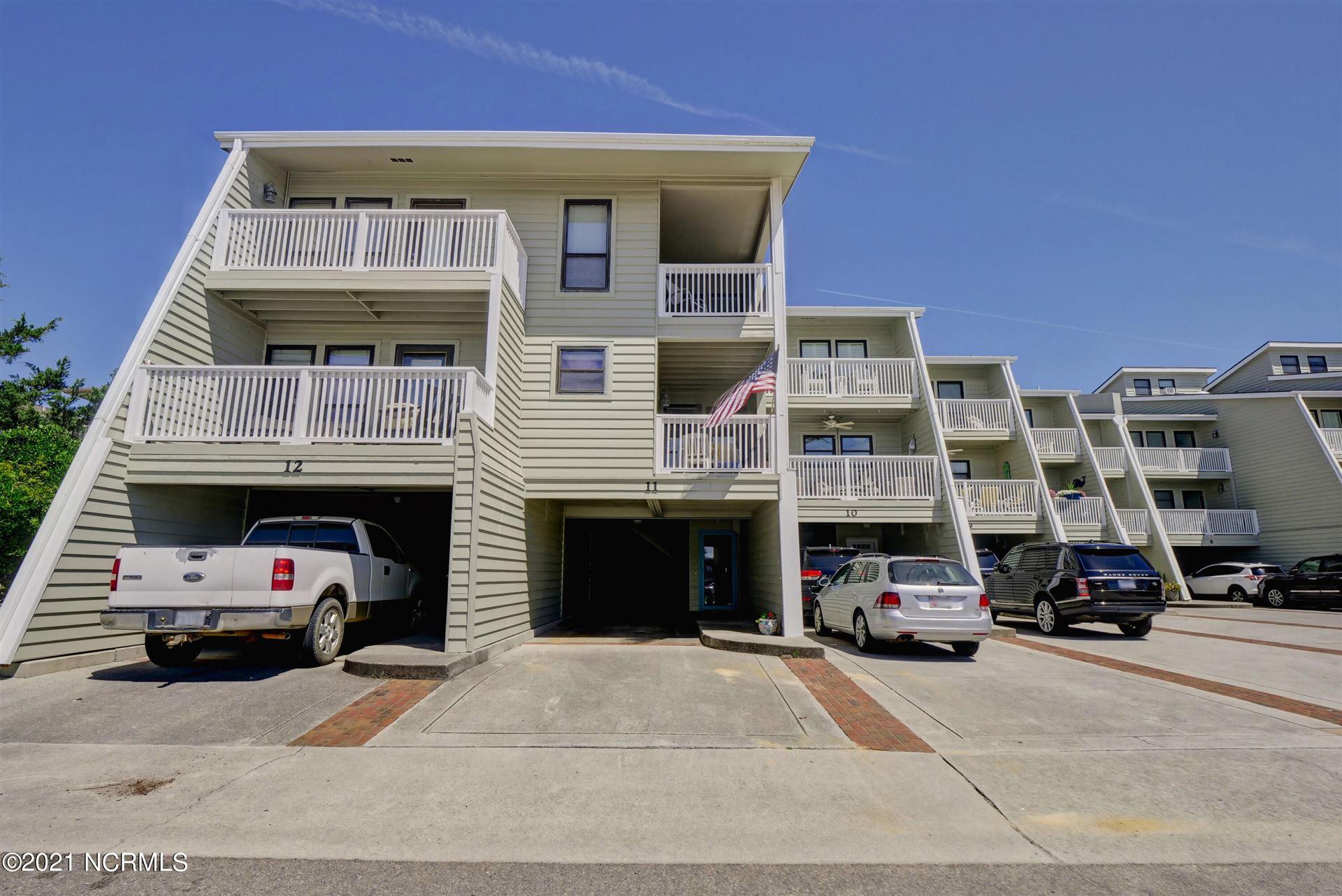 Photo of 627 S Lumina Avenue #11, Wrightsville Beach, NC 28480 (MLS # 100279421)
