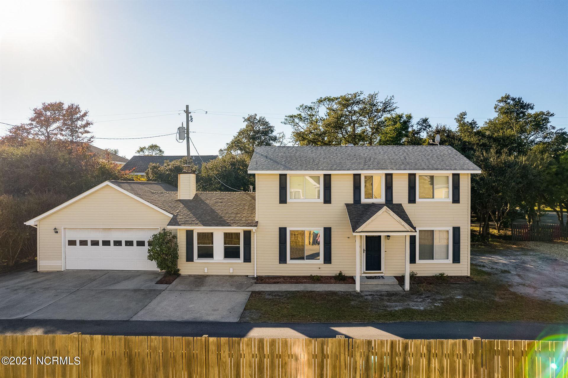 Photo of 103 Laurel Lane, Beaufort, NC 28516 (MLS # 100296421)