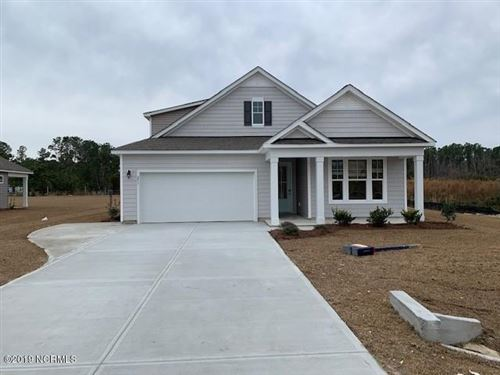 Photo of 331 Seneca Reef Drive #Lot 65, Hampstead, NC 28443 (MLS # 100166422)