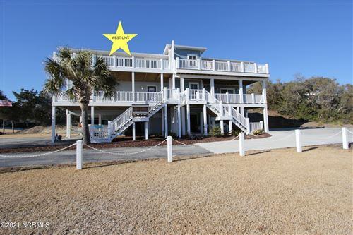 Photo of 102 Sandbur Drive #West, Emerald Isle, NC 28594 (MLS # 100258422)