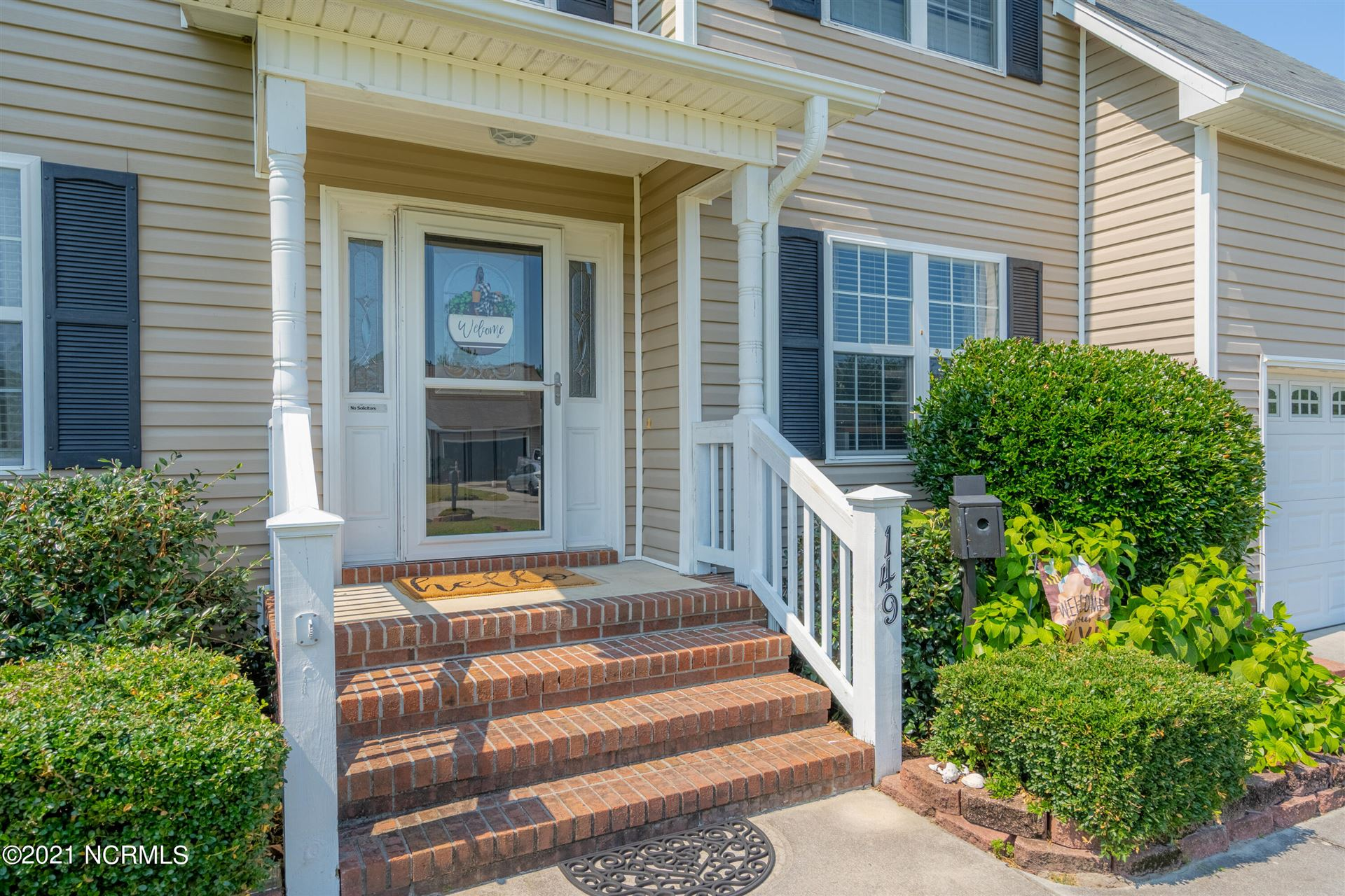 Photo of 149 Harvest Moon Drive, Richlands, NC 28574 (MLS # 100291422)